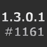 Патч для повышения с 1.3.0.1_#1108 до 1.3.0.1_#1161