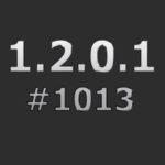Патч для повышения с 1.2.0 #1001 до 1.2.0.1 #1013
