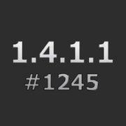 Патч для понижения с 1.4.1.2 #1258 до 1.4.1.1 #1245
