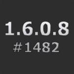 Патч для повышения с 1.6.0.8 #1480 до 1.6.0.8 #1482