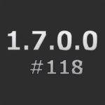 Патч для понижения с 1.7.0.1 #123 до 1.7.0.0 #118