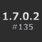 Патч для понижения с 1.7.0.2 #147 до 1.7.0.2 #135