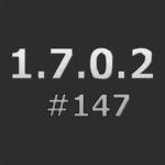 Патч для понижения с 1.7.0.2 #153 до 1.7.0.2 #147