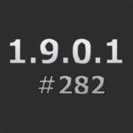 Патч для понижения с 1.9.0.1 #286 до 1.9.0.1 #282