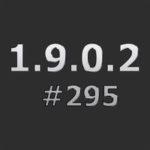 Патч для понижения с 1.9.0.2 #302 до 1.9.0.2 #295