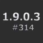 Патч для понижения с 1.9.0.3 #320 до 1.9.0.3 #314