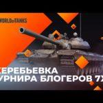 Жеребьевка турнира блогеров 7х7